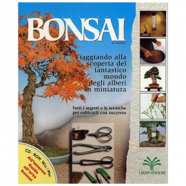 CD ROM - Enciclopedia BONSAI & news