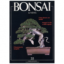 BONSAI & NEWS 35 - MAG-GIU 1996
