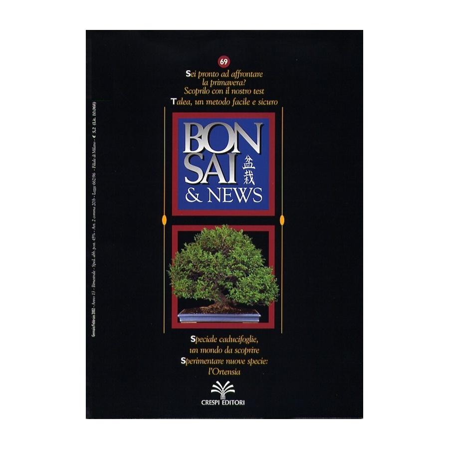 BONSAI & NEWS 69 - GEN-FEB 2002