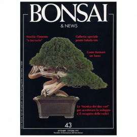 BONSAI & NEWS 43 - SET-OTT 1997