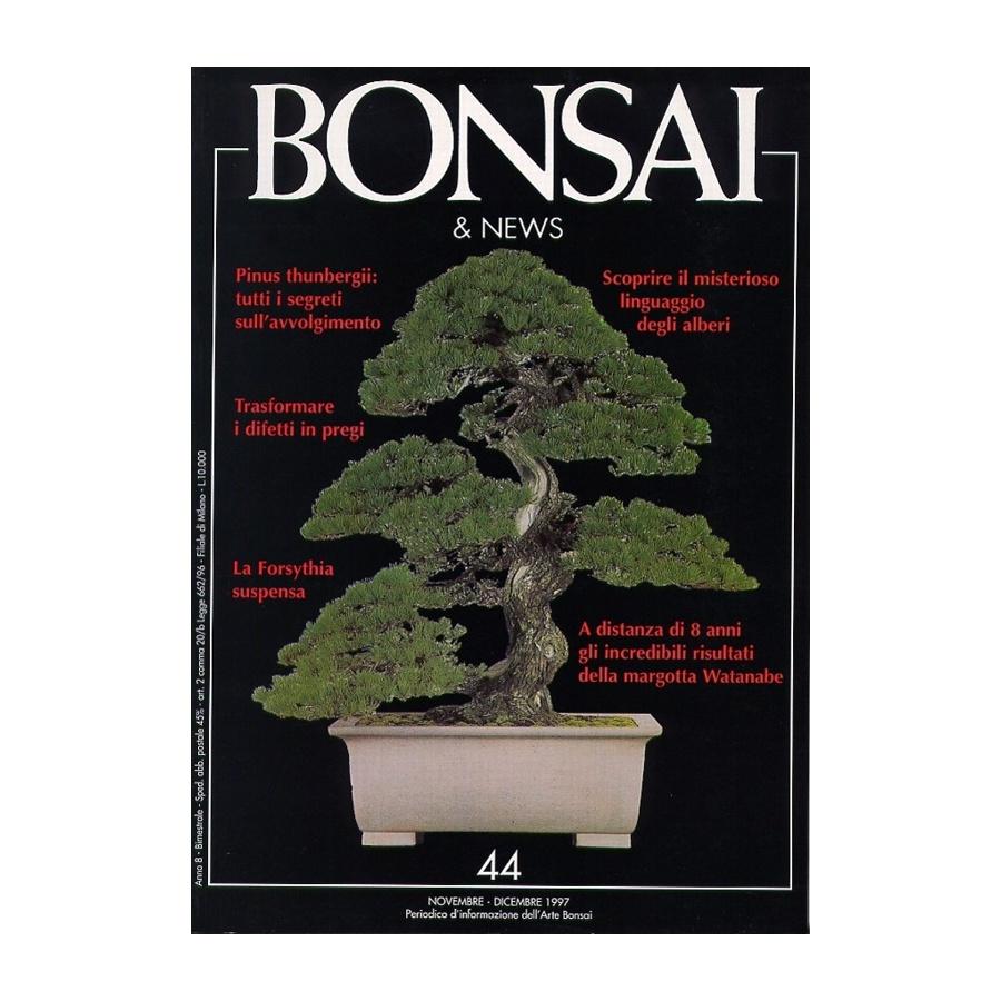 BONSAI & NEWS 44 - NOV-DIC 1997
