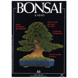BONSAI & NEWS 46 - MAR-APR 1998