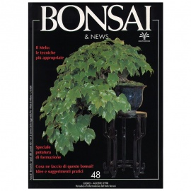 BONSAI & NEWS 48 - LUG-AGO 1998