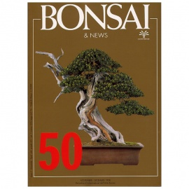BONSAI & NEWS 50 - NOV-DIC 1998