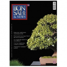 BONSAI & NEWS 144 - LUG-AGO 2014