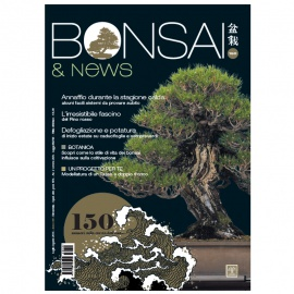 BONSAI & NEWS 150 - LUG-AGO 2015
