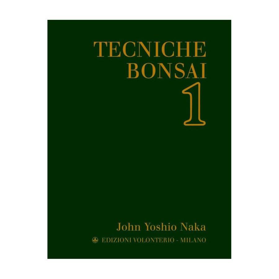 TECNICHE BONSAI VOL. 1 - J. NAKA