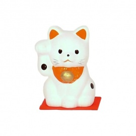 Gatto portafortuna Maneki-neko