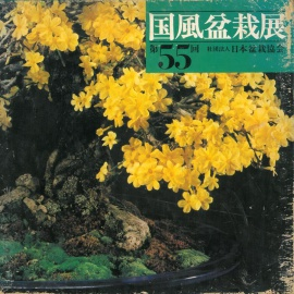 CATALOGO KOKUFU 55 BONSAI EXHIBITION - Anno 1981 Vintage Edition