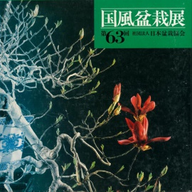 CATALOGO KOKUFU 63 BONSAI EXHIBITION - Anno 1989 Vintage Edition