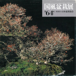 CATALOGO KOKUFU 64 BONSAI EXHIBITION - Anno 1990 Vintage Edition