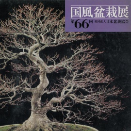 CATALOGO KOKUFU 66 BONSAI EXHIBITION - Anno 1992 Vintage Edition