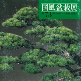 CATALOGO KOKUFU 73 BONSAI EXHIBITION - Anno 1999