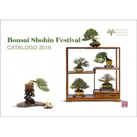 BONSAI SHOHIN FESTIVAL - Catalogo 2016