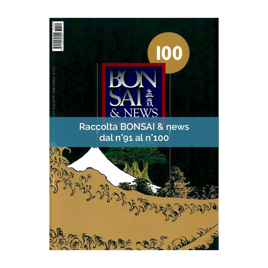 RACCOLTA BONSAI & NEWS DAL 91 AL 100