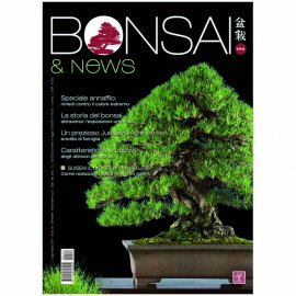 BONSAI & NEWS 174 -  LUG-AGO 2019