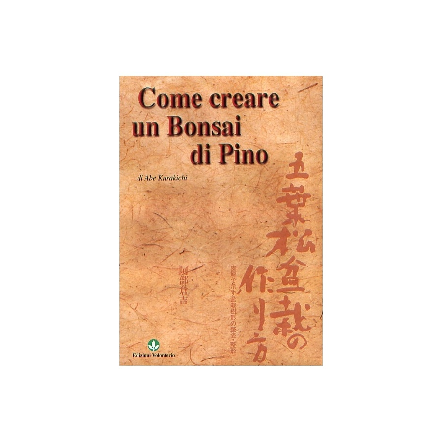 COME CREARE UN BONSAI DI PINO