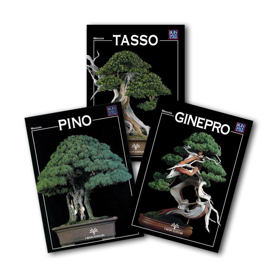 3 MINIGUIDE Serie Conifere