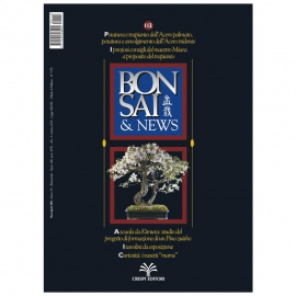 BONSAI & NEWS 112 - MAR-APR 2009