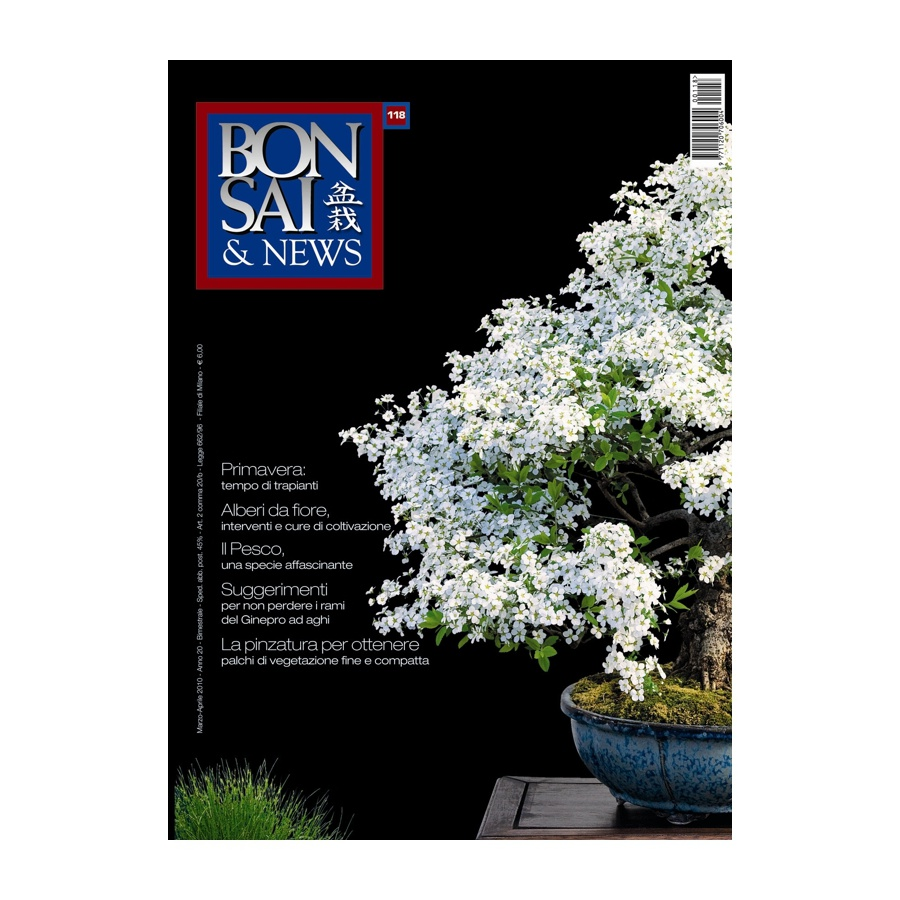 BONSAI & NEWS 118 - MAR-APR 2010