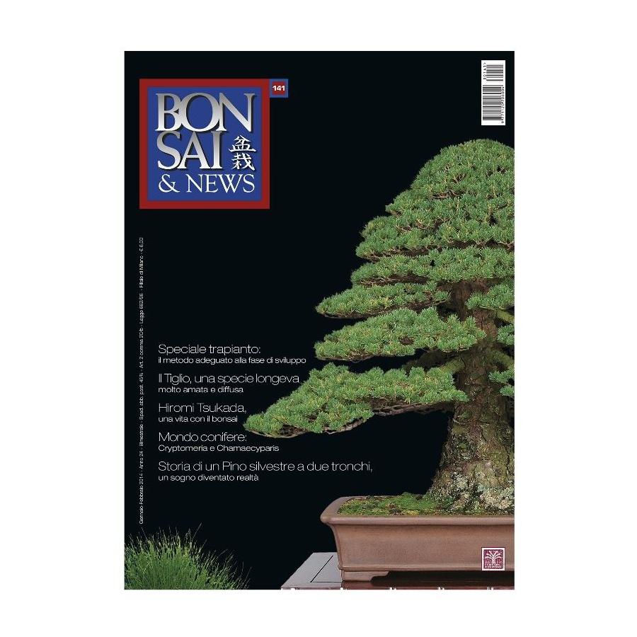 BONSAI & NEWS 141 - GEN-FEB 2014