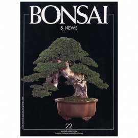 BONSAI & NEWS 22 SPECIALE MARGOTTA - MAR-APR 1994